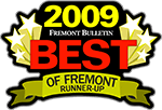 Best of Fremont 2009 Runner Up