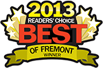 Best of Fremont 2013 Winner