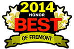 Best of Fremont 2014 Winner