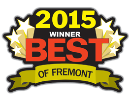 Best of Fremont 2015 Winner